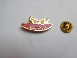 Beau Pin's , Canoë Kayak , Base Nautique Du Pont D'Arc , Vallon Pont D'Arc , Ardéche - Kano