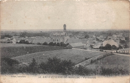¤¤  -   SAINT-ETIENNE-de-MONTLUC    -    Vue Générale      -   ¤¤ - Saint Etienne De Montluc