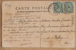 X19021 Edition BESSOT-GUIONIE 51 - BEAULIEU-sur-Dordogne Corrèze Le Pont Suspendu 1905 Emilie GINESTOUS OffBelley - France