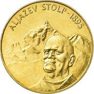 Monnaie, Slovénie, 5 Tolarjev, 1995, SUP, Nickel-brass, KM:26 - Slovénie