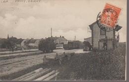 PASSY GRIGNY - LA GARE C.B.R. - Montmirail