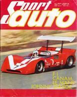 "Fascicule "" SPORT AUTO "" N° 82 De Novembre 1968 _rl72 - Auto/Moto"