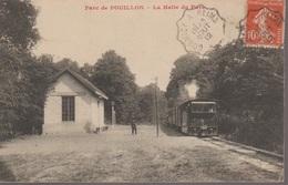 POUILLON - LA GARE - Montmirail