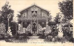 """CPA FRANCE 37 """"La Croix Robinson, Le Musée"""" - Other Municipalities"""