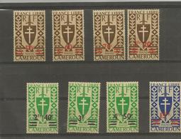 266/73  France Libre Luxe Sans Ch   (clascamero24) - Cameroun (1915-1959)