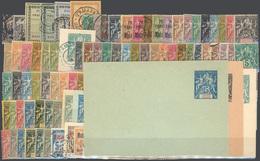 * Petit Lot De MAYOTTE, MADAGASCAR, ANJOUAN Et GRANDE COMORE. Timbres Neufs Et Obl. B à SUP. - France (former Colonies & Protectorates)