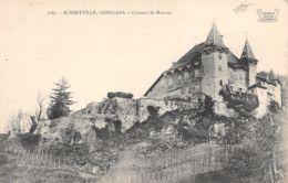 73-ALBERTVILLE CHATEAU DE MANUEL-N°T1174-A/0261 - Albertville