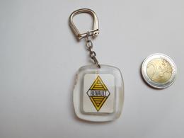 Beau Porte Clés , Auto Renault , Succursale D' Evreux , Eure - Porte-clefs