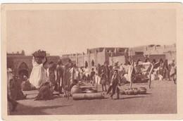 Mali : TOMBOUCTOU : La Place Du Marché - - Malí