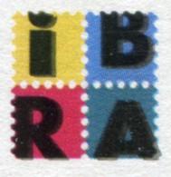 Block 46 IBRA Nürnberg Mit Doppeldruck Der Farbe Schwarz, ESSt NÜRNBERG 27.4.99 - [7] Federal Republic