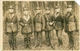 LITHUANIA Silute Militaria II-ras Batalionas 4 Kuopa - Lithuania