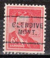 USA Precancel Vorausentwertung Preo, Locals Montana, Glendive 703 - Vereinigte Staaten