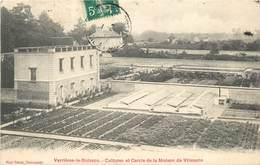VERRIERES LE BUISSON - Cultures Et Cercles De La Maison Vilmorin. - Verrieres Le Buisson