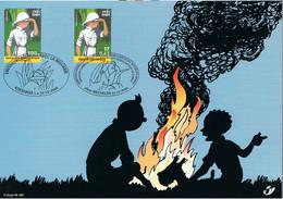 3048HK - Cartoline Commemorative