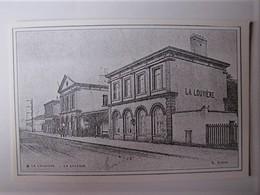 BELGIQUE - HAINAUT - LA LOUVIERE - La Gare - Copy - La Louvière