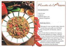 Recette De L'Axoa - Recipes (cooking)