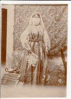 Photo Ancienne  11 X 8,5 Cm Afrique Du Nord - Femme - Africa