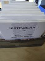 Bund Ersttagsblätter 1984-1999 Komplett (12960) - Sammlungen