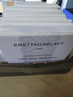 Bund Ersttagsblätter 1984-1999 Komplett (12960) - Germania
