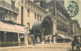 PARIS - Le Théâtre De La Cigale. - Distretto: 18