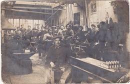 Ain : SAULT-BRENAZ : Usine Reconvertie - Fabrication D'obus ( Militaria Guerre 1914-1918 ) Voir Au Dos Correspondance - Other Municipalities