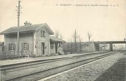 BOBIGNY - Station De La Grande Ceinture. - Stations Without Trains