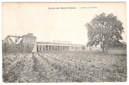 34 HERAULT La Serre Et Le Puits De L'Ecole Du Sacré-Coeur à MONTPELLIER - Montpellier