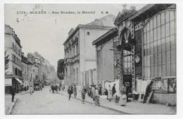 Sceaux - Rue Houdan, Le Marche - Sceaux