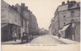 CREIL  -  RUE JEAN JAURES - Creil
