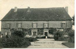 1655. CPA 87 BUSSIERE-GALANT. LA VALADE 1907 - Bussiere Poitevine
