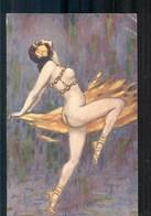 Vrouw Naakt - Fayae - Cayac - 1917 - Femmes
