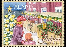 Aland Finland 399 Marché De Noël - Christmas