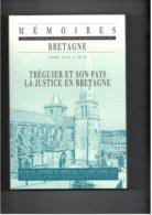 Mémoires Société Histoire Et Archéologie Bretagne - 2018 - 750 Pages - Tréguier - Justice & Conseil De Guerre à Rennes - Bretagne