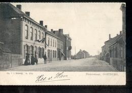 Oostburg - Nieuwstraat - 1900 - Pays-Bas