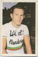 Coureur - Wielrenner * Chromo Vignette Joseph Planckaert - Poperinge 1934 - Team Flandria - Wiel's - Cycling