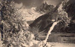 "S3777 Cpsm 74 Chamonix "" Photographoe G. Tairraz "" - Chamonix-Mont-Blanc"