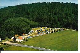 88 - Vosges - Saint Nabord - Hotel Restaurant - Camping - Saint Nabord
