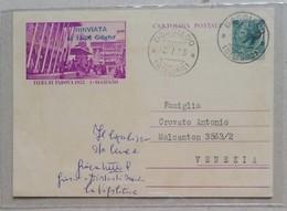 Cartolina Postale Fiera Di Padova 02/07/1953 - 6. 1946-.. Repubblica