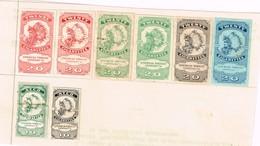 Etats-Unis. American Tobacco Company à Identifier. Indien Indian - Stamps