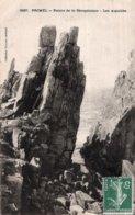 CPA   29   PRIMEL---POINTE DE LA DECAPITATION---LES AIGUILLES---1908 - Primel
