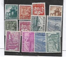 België  N° 761/766  767/772  Xx Postfris  Cote  73,00 Euro - Belgio