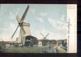 Amsterdam - Molen - 1904 - Grootrond Sloterdijk - Amsterdam