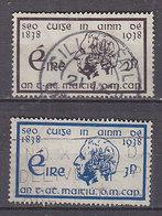 PGL BL1004 - IRLANDE IRELAND Yv N°73/74 - 1937-1949 Éire