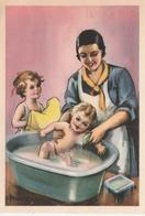 Cartolina - Postcard / Non  Viaggiata - Unsent /  F.I.N.F. Per La Lotta Contro La Tubercolosi. - Pubblicitari