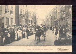 Leiden - October Feesten - 1908 - Leiden