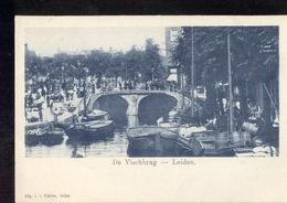 Leiden - De Vischbrug - 1900 - Leiden