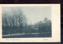 Leiden - Park Gymnasium - 1900 - Leiden