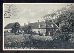 Boerderij Uitspanning Oranje Zon - 1937 - Holanda
