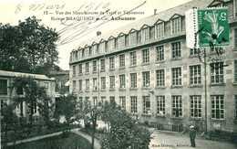 AUBUSSON  =VUE Des Manufactures De Tapis... BRAQUENIE Et Cie       1286 - Aubusson