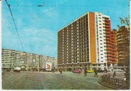 Bucuresti Obor Tower Blocks Used (ask For Verso) - Romania